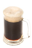 Mug of dark beer Stock Photo