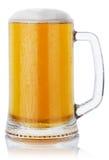 Mug fresh beer Royalty Free Stock Photos
