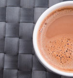 A Mug of Hot Chocolate VII Royalty Free Stock Image