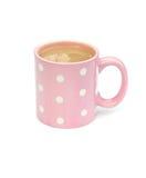 Mug of hot drink Royalty Free Stock Photo