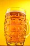 Mug of light beer Stock Photo