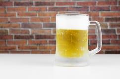 Mug Of Light Beer Royalty Free Stock Photo