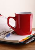 Mug Of Coffee Royalty Free Stock Photography