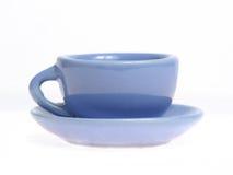 Mug with saucer Stock Photos