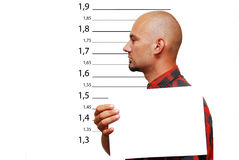 Free Mug Shot Stock Photos - 15595513