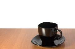 Mug on table Royalty Free Stock Photography