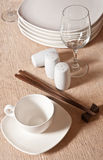 Mug tableware Stock Images