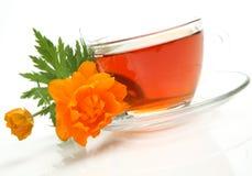Mug with tea Royalty Free Stock Images