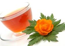 Mug with tea Royalty Free Stock Image