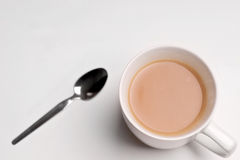 Mug of tea Royalty Free Stock Image