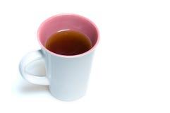 Mug with tea Stock Photos