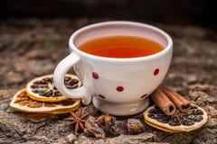 A mug of tea Stock Image
