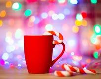 Mug Of Tea Or Coffee. Stock Photo