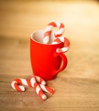 Mug Of Tea Or Coffee. Stock Image