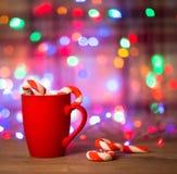 Mug Of Tea Or Coffee. Stock Images