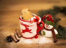 Mug Of Tea Or Coffee. Royalty Free Stock Image