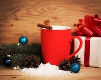 Mug Of Tea Or Coffee. Sweets Stock Image