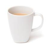Mug of tea. Isolated on white background Stock Photos