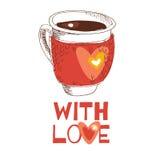 Mug of tea Royalty Free Stock Photography