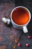 Mug of tea Royalty Free Stock Photos