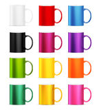 Mug vector Stock Photos