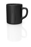 Mug on White Stock Image