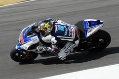 MUGELLO κύκλωμα - 13 Ιουλίου: Jorge Lorenzo της ομάδας Yamaha κατά τη διάρκεια της όντας κατάλληλης συνόδου των Grand Prix MotoGP Στοκ φωτογραφία με δικαίωμα ελεύθερης χρήσης