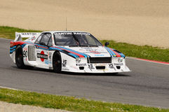 Mugello 25 aprile 2014 classico storico - Lancia beta - 1979 Immagine Stock