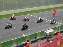 Mugello Circuit Stock Photography