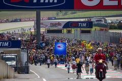 Mugello Circuit Royalty Free Stock Photos