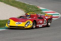 Mugello Historic Classic 25 April 2014 - ALFA ROMEO T33/3 - 1969 Royalty Free Stock Images