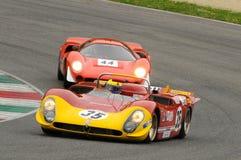 Mugello Historic Classic 25 April 2014 - ALFA ROMEO T33/3 - 1969 Stock Photos