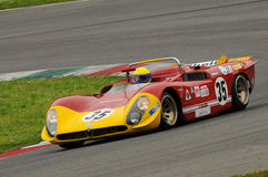Mugello Historic Classic 25 April 2014 - ALFA ROMEO T33/3 - 1969 Royalty Free Stock Photography