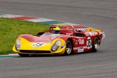 Mugello Historic Classic 25 April 2014 - ALFA ROMEO T33/3 - 1969 Stock Images