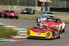 Mugello Historic Classic 25 April 2014 - ALFA ROMEO T33/3 - 1969 Stock Image