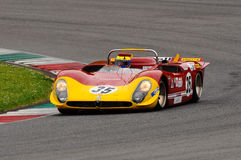 Mugello Historic Classic 25 April 2014 - ALFA ROMEO T33/3 - 1969 Royalty Free Stock Photo