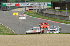 Mugello Historic Classic 25 April 2014 - BMW M1 - 1979 Royalty Free Stock Image