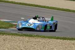 Mugello Historic Classic 25 April 2014 - Matra MS 670 - 1972 Royalty Free Stock Photo