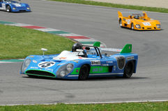 Mugello Historic Classic 25 April 2014 - Matra MS 670 - 1972 Stock Image