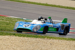 Mugello Historic Classic 25 April 2014 - Matra MS 670 - 1972 Stock Photo