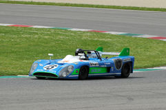 Mugello Historic Classic 25 April 2014 - Matra MS 670 - 1972 Stock Photography