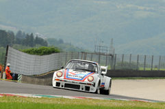 Mugello Historic Classic 25 April 2014 - PORSCHE 934 - 1976 Royalty Free Stock Photo