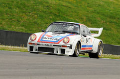 Mugello Historic Classic 25 April 2014 - PORSCHE 934 - 1976 Royalty Free Stock Photography