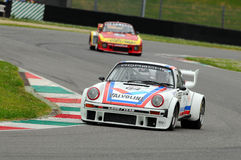 Mugello Historic Classic 25 April 2014 - PORSCHE 934 - 1976 Stock Photo