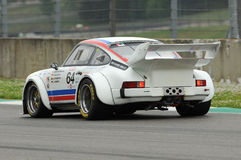 Mugello Historic Classic 25 April 2014 - PORSCHE 934 - 1976 Stock Photography