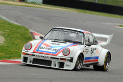 Mugello Historic Classic 25 April 2014 - PORSCHE 934 - 1976 Royalty Free Stock Image