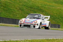 Mugello Historic Classic 25 April 2014 - PORSCHE 934 - 1976 Stock Images