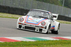 Mugello Historic Classic 25 April 2014 - PORSCHE 934 - 1976 Royalty Free Stock Images