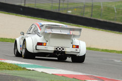 Mugello Historic Classic 25 April 2014 - PORSCHE 934 - 1976 Stock Photos