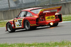Mugello Historic Classic 25 April 2014 - PORSCHE 935 - 1978 Royalty Free Stock Images